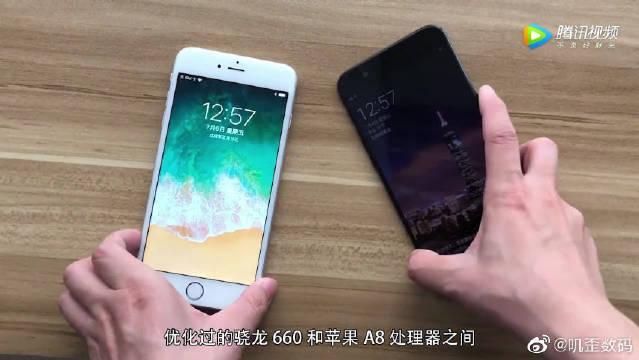 1299的iPhone6 plus对比1499的OPPO R11,结果吓一跳,差距太大!