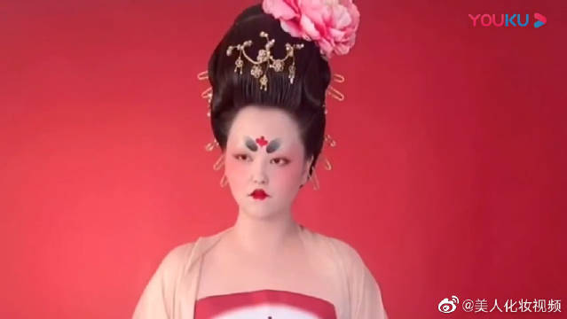 唐代妆容和服饰还原,唐韵美人让你看花眼!