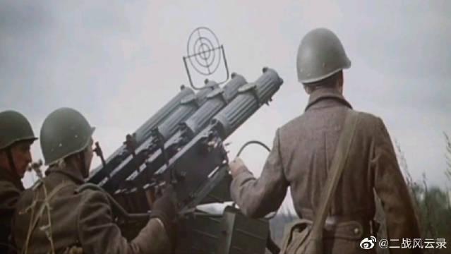 德国纳粹部队兵临城下,莫斯科陷入一片黑暗之中,苏联红军背水一战