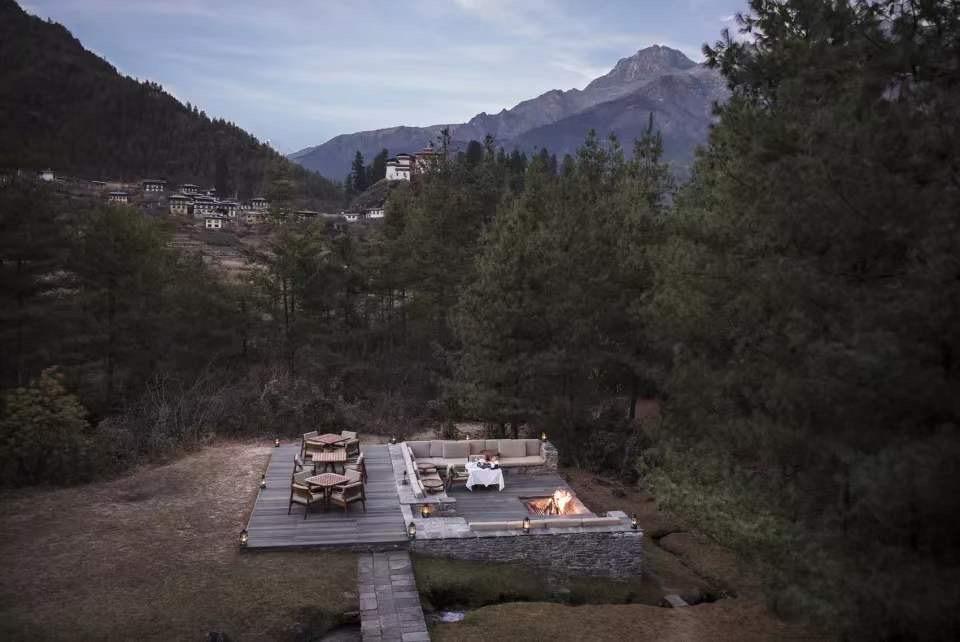 不丹 Amankora度假村