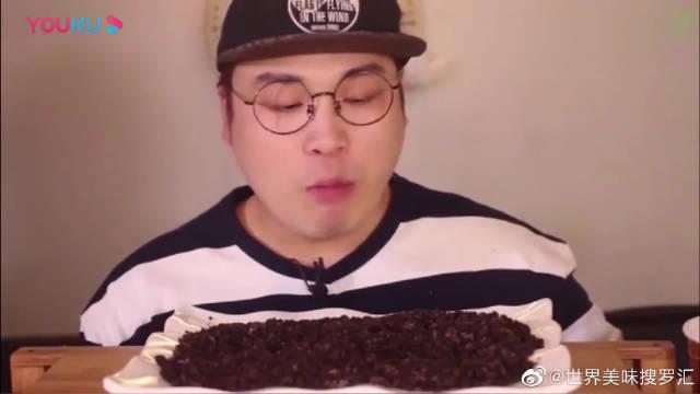 大胃王:胖哥来吃播了,奥利奥配点冰激凌,真的好想尝试一下啊