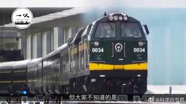 火车行驶到青藏铁路,却要把车头换成美国造的?看完自愧不如!