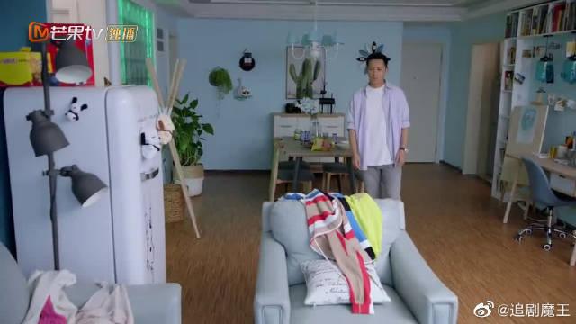 陈炯用音乐疗法治愈小汐心理创伤,希望能够一直这么开心下去!
