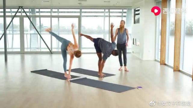 瑜伽美容操,适合女性的运动,提升气质越来越美!