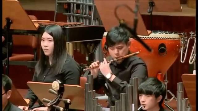 黄光佑指挥中华国乐团新年音乐会 《喜洋洋》