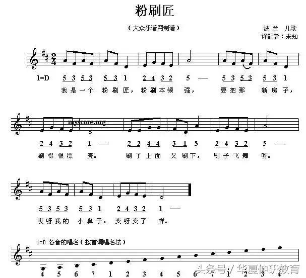 36首幼儿园常用音乐教学课程曲谱大全!幼师收藏!图片