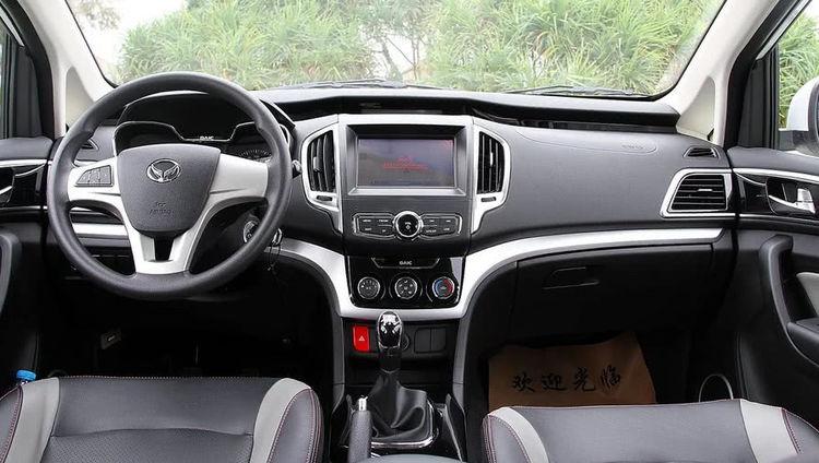 北汽幻速H3,1.5L豪华型,百姓福音
