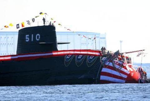"""""""海中忍者""""的日本""""苍龙""""级常规潜艇,世界造价最高的常规潜艇"""