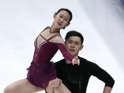 花样滑冰——四大洲赛双人滑:彭程/金杨获季军
