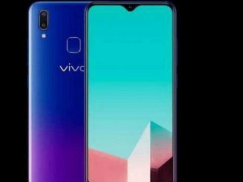 vivo U1百元手机的代表,6.2寸屏幕加4030毫安电池