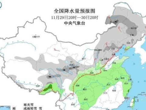 逐渐东移!石家庄、天津或接续迎来初雪!济南、郑州恐无缘