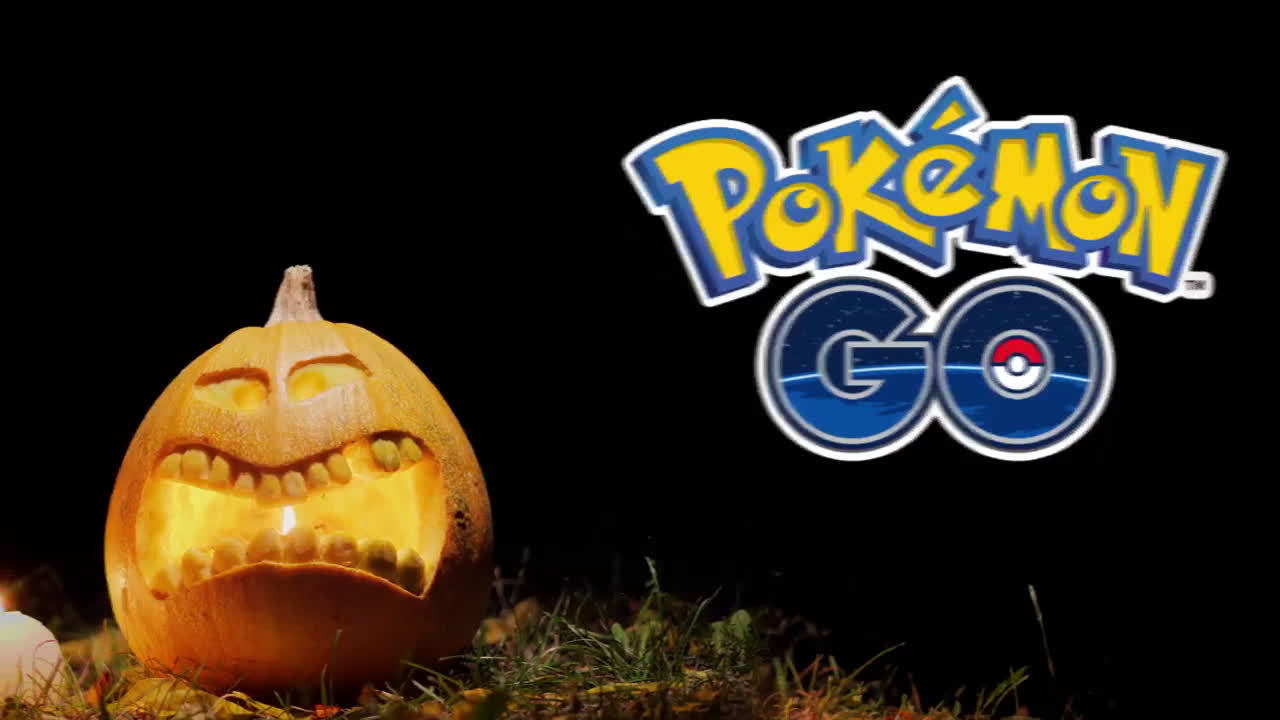 The PokemonGOHalloween announcement is here! Expect
