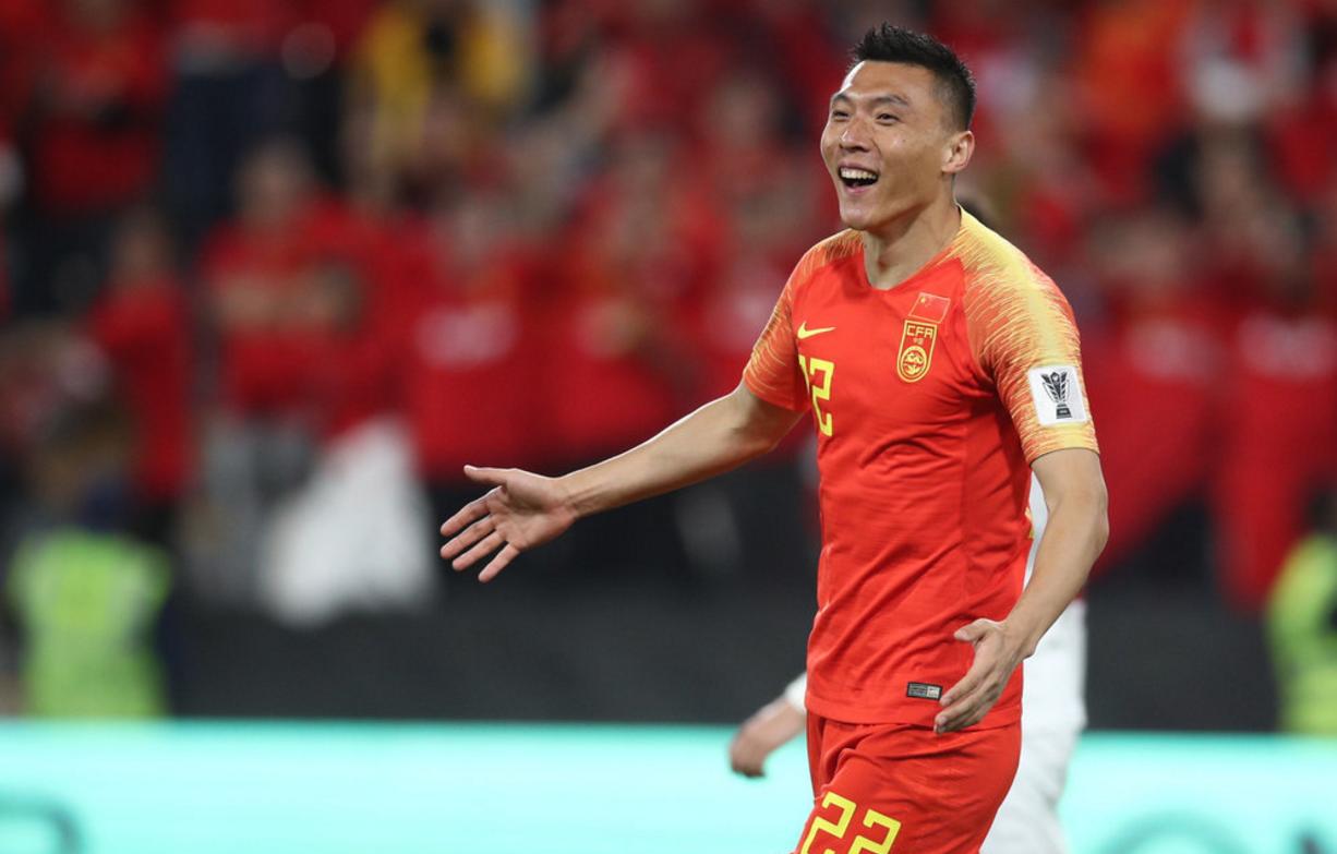 武磊国家队A级赛事打进15球 于大宝19球 那郜林呢?
