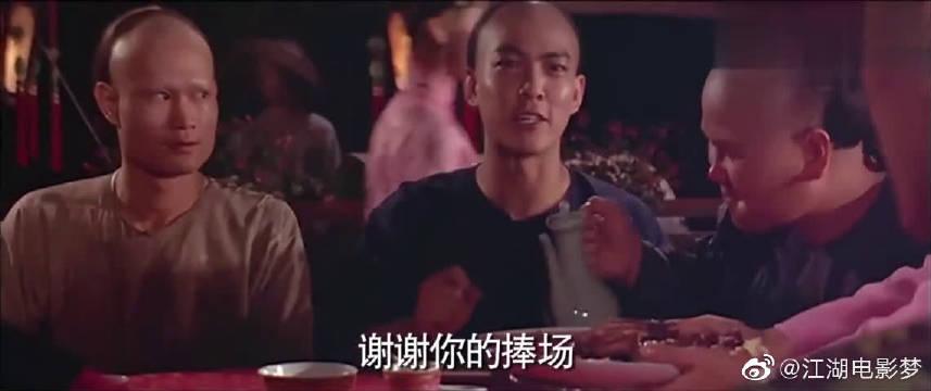 林正英的咏春拳对战鹰爪功,精彩绝伦