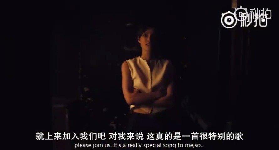 《再次出发》在歌声最高潮的时候,选择离开,虽然流着泪水