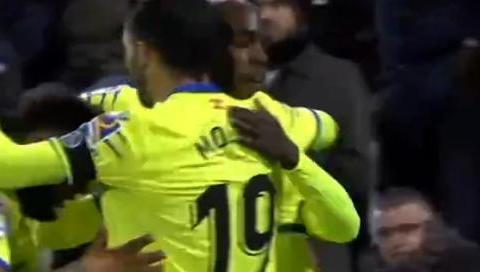3-0,西甲倒二队又不胜,西班牙人队迎来追平积分的最佳时机