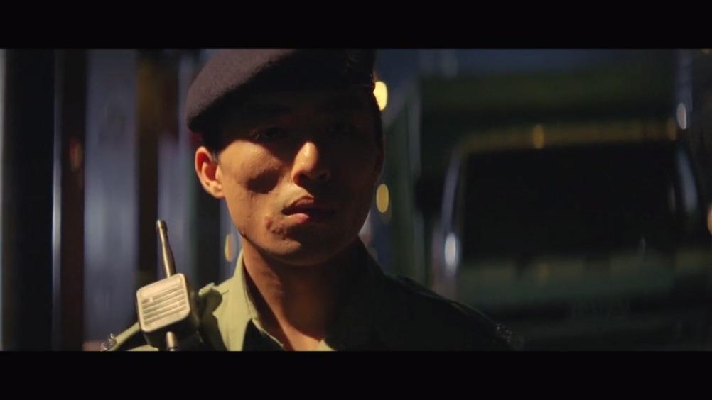 《机动部队PTU》杜琪峰用精致的镜头语言、光影调度与配乐