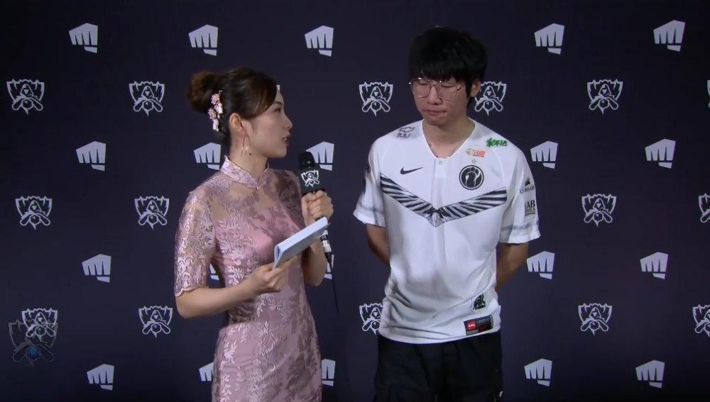 S9全球总决赛小组赛IG VS TL1:0