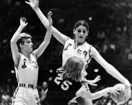 [趣味事实]巾帼不让须眉!NBA曾经选中和签下过的女子球员