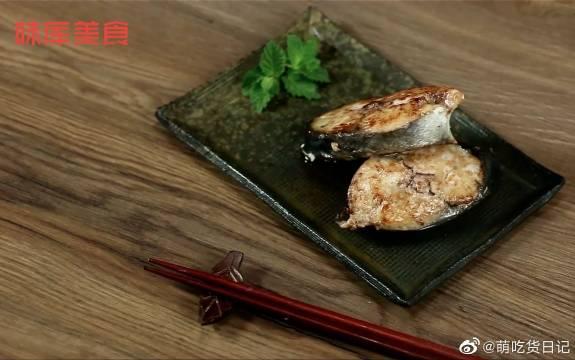 外酥里嫩的香煎马鲛鱼配白葡萄酒,在家也有西餐厅的feel!