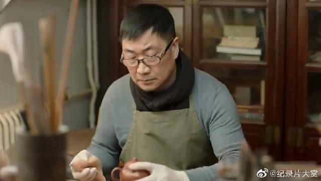 紫砂壶的制作流程,一个茶壶值得这样吗