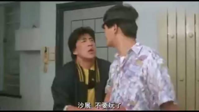 发哥审问利智,可真能下狠手啊,一点都不知道怜香惜玉的诶!