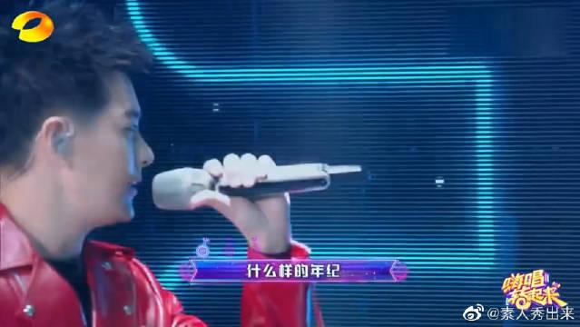 不老男神林志颖惊喜出场演唱《十七岁的雨季》,好听!