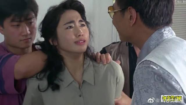 《狱中龙》何家驹为了报复刘德华,黎姿实在是太可怜了!