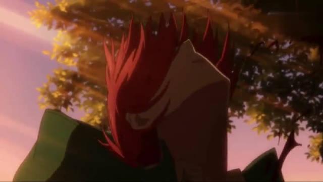 魔法使的新娘:看到自己的老婆受伤,主角愤怒的露出本体!
