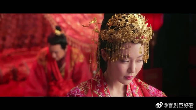 《新河东狮吼》正片片段,何季常柳玉娥新婚,洞房花烛夜