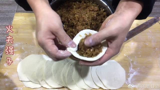 能节省一半时间的包子制做方法,肉包素包通用,巨好吃