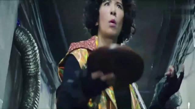 吴君如这段好搞笑,装神婆驱鬼,却打扫起了厕所,笑得我肚子疼!