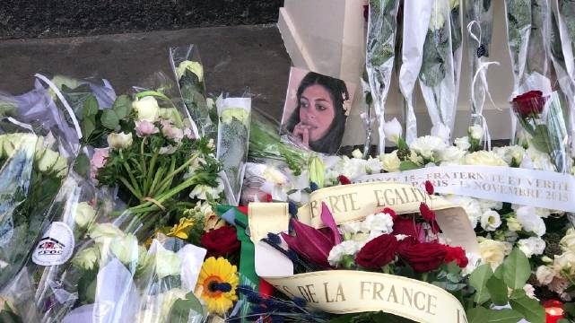 """""""遭遇恐袭是法国的历史,不该忘却,别让悲剧再发生!"""""""