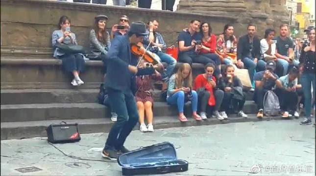 今日份感动!小提琴演奏《Shape Of You》