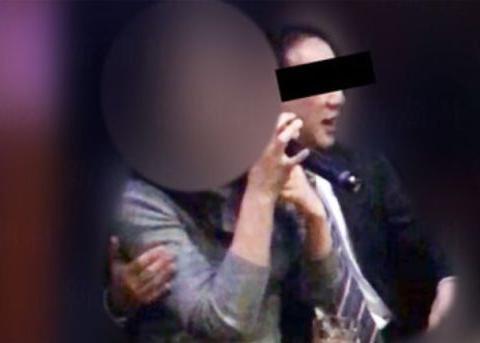 """日媒曝光靖国神社内部""""性骚扰"""",55岁已婚高层丑态视频流出"""