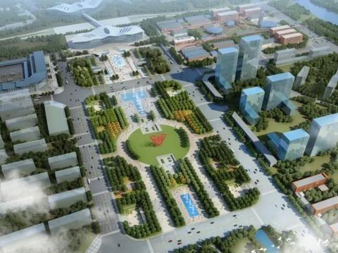 共谋发展!潍坊站南广场片区、高铁新片区PPP项目面向社会招商
