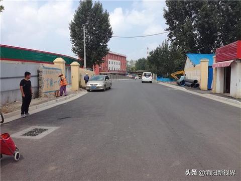 南阳刘庄茶市漫水桥修竣通车 力邀抗洪检验等雨雨不来