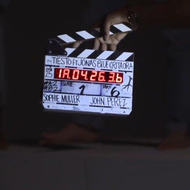 铁叔Tisto与Jonas Blue携手Rita Ora合作新单《Ritual》官方音乐录像