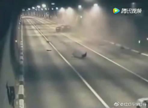 恐怖!隧道内同一个地方却多次离奇车祸!这个隧道是怎么回事?