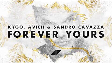 开狗KYGO联手歌手Sandro Cavazza 最新致敬A神AVICII单曲《Forever Yo