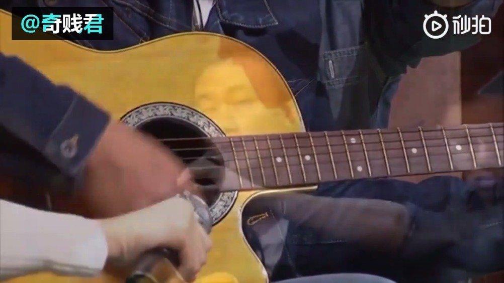 陈奕迅吉他弹唱《我的快乐时代 》 一首歌,一把吉他,一个世界