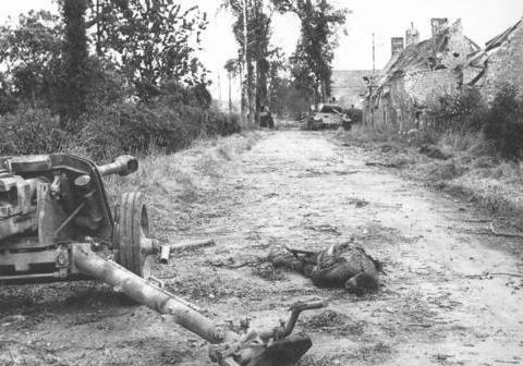 二战德国柏林战役帝国的毁灭希特勒的战略错误最终导致无兵调