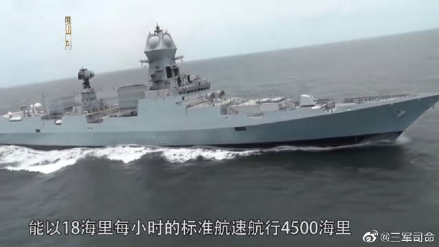 两艘军舰左右夹击,美神盾舰被迫终止行动,伊朗感谢大国帮忙