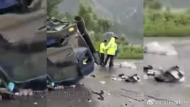 承德发生重大交通事故,1死1伤!出门还是要注意安全的!