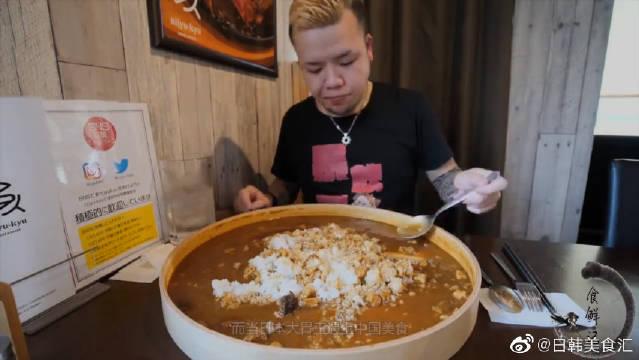 当日本大胃王遇上中国美食,挑战已经不是目的,品尝才是关键