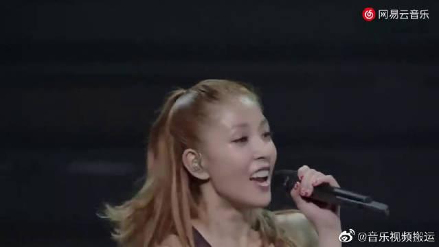 BoA宝儿现场演唱《妖精的尾巴》,嗨翻全场