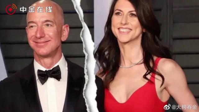 美国400富豪榜出炉,亚马逊CEO贝佐斯第1,他前妻第15!
