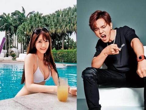 罗志祥被曝出轨台湾女星,女友周扬青深夜发布新动态,情商实在高