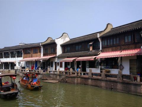江南水乡不只有西塘周庄, 还有许多好玩的古镇只是广告不够响