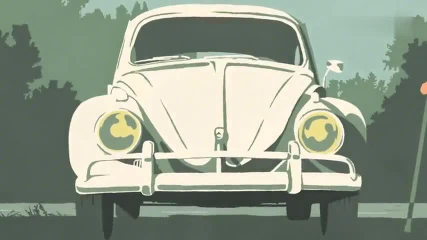 甲壳虫停产,大众汽车特意为此发布了动画短片《The Last Mile》
